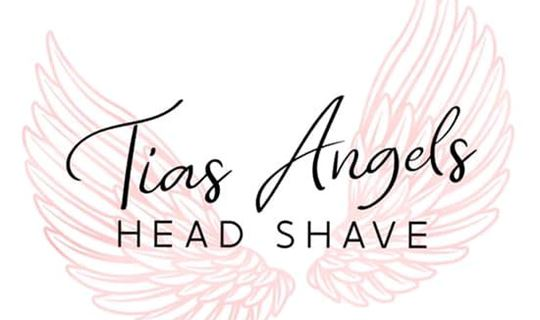 Tia's Angels Head Shave